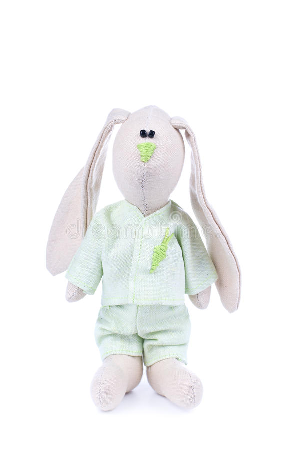 Free Toy Wearing Pyjamas Royalty Free Stock Images - 11180749