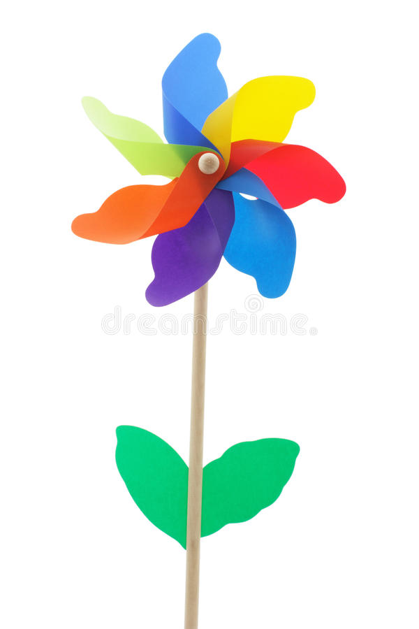 Free Toy Windmill Stock Image - 14541161