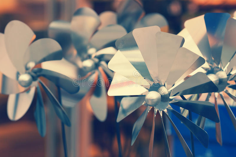 Download Toy windmills stock image. Image of summer, concepts - 30875547