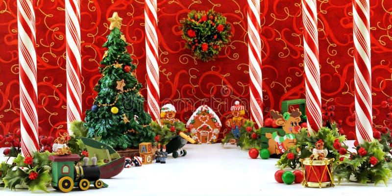 Toyland foto de archivo libre de regalías