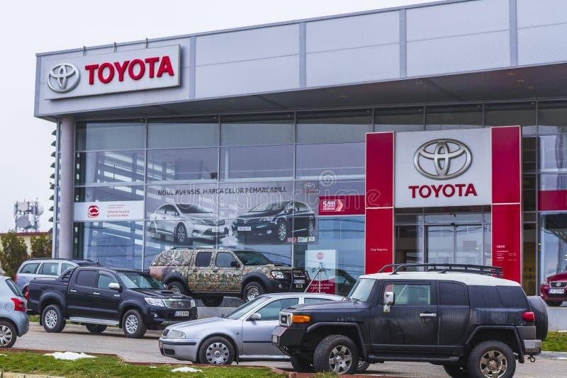 Toyota imagem de stock royalty free