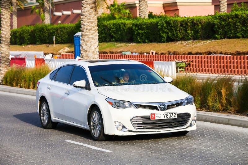Toyota Avalon image libre de droits