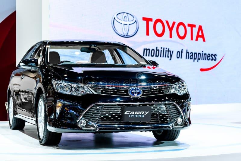 Toyota Camry-Hybride stock fotografie