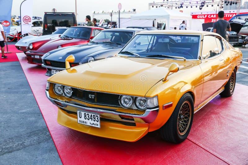 Toyota Celica imagen de archivo libre de regalías