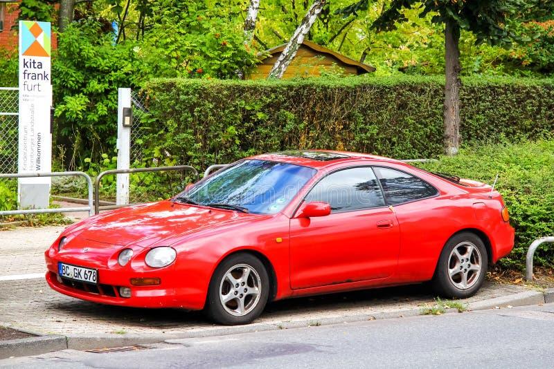 Toyota Celica imagens de stock