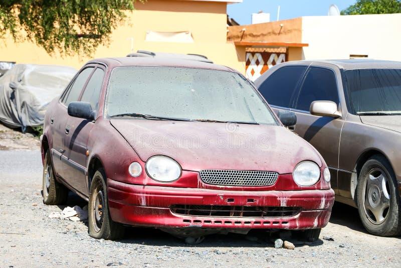 Toyota Corolla стоковое изображение