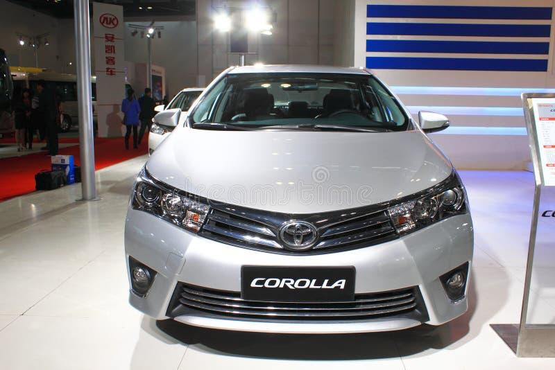 Toyota Corolla 1 8L GLX-i imagem de stock royalty free
