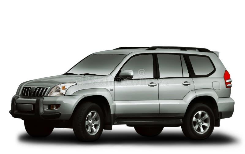 Toyota landcruiser stockbilder