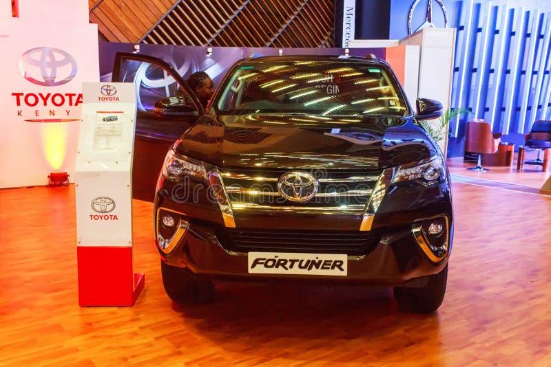 Toyota-Landkruiser VX royalty-vrije stock foto's