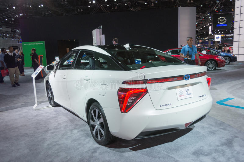 Toyota mirai fuel cell editorial stock photo image 62702018 for Dream motors los angeles