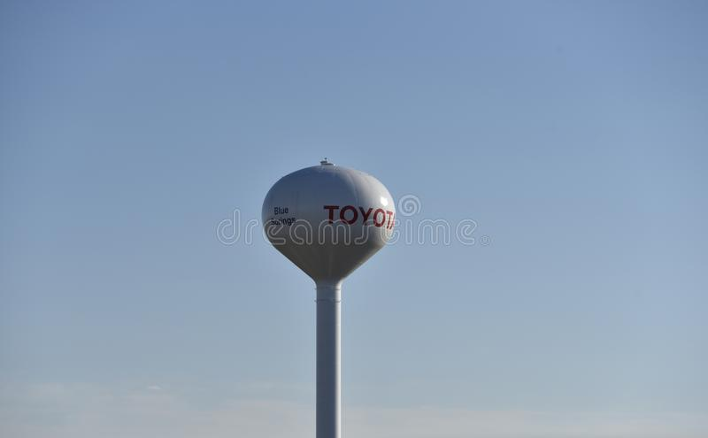 Toyota Motor Manufacturing Blue Springs, Mississippi stock photos