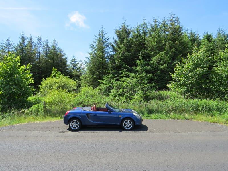 Toyota Mr2 immagine stock libera da diritti