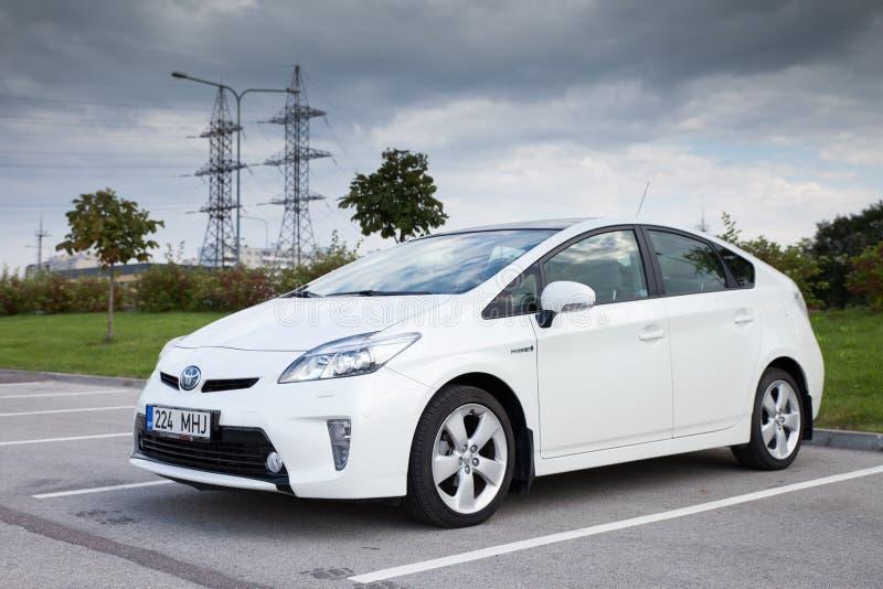 Toyota Prius stock foto