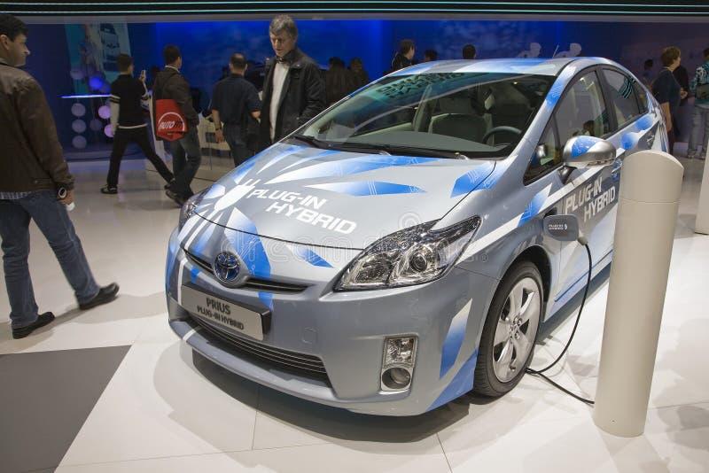Download Toyota Prius Plug-in Hybrid Editorial Stock Photo - Image: 13348908