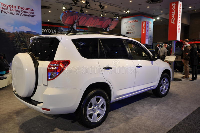 Toyota RAV4 zdjęcia stock