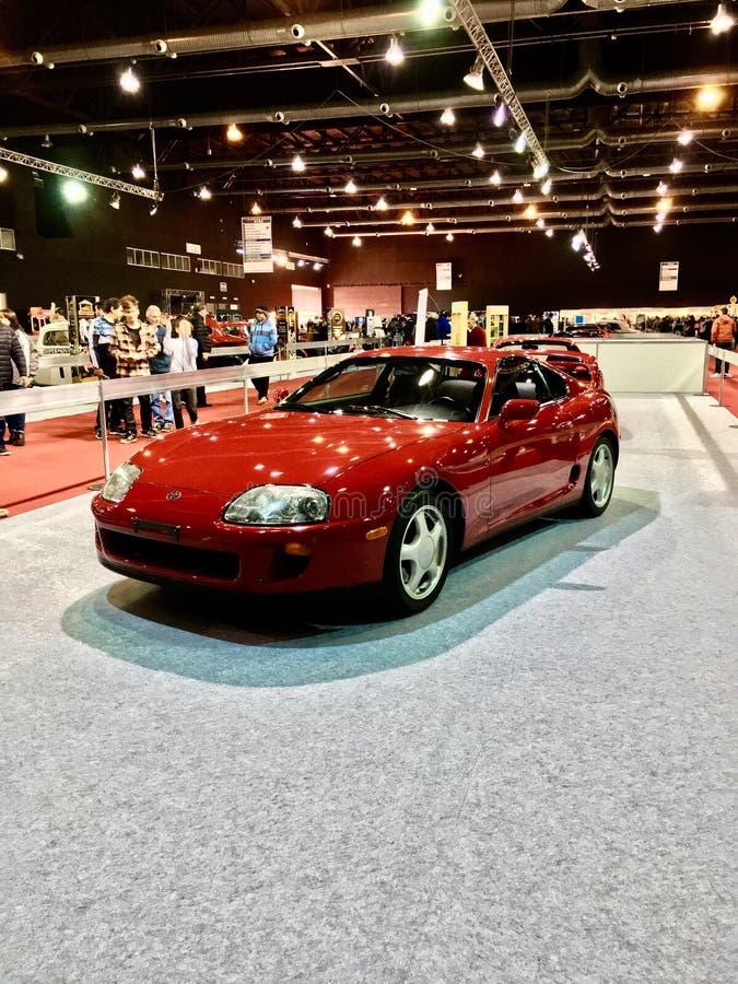Toyota supra fotos de stock