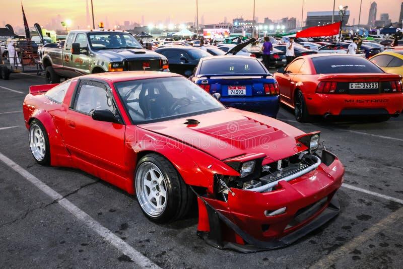 Toyota supra image libre de droits