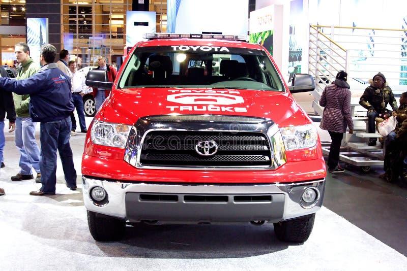 Toyota tundra zdjęcie stock
