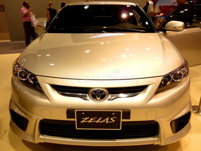 Toyota Zelas editorial image. Image of luxury, 2011 ...