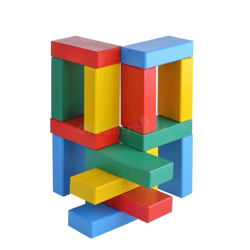 toys деревянное стоковые изображения