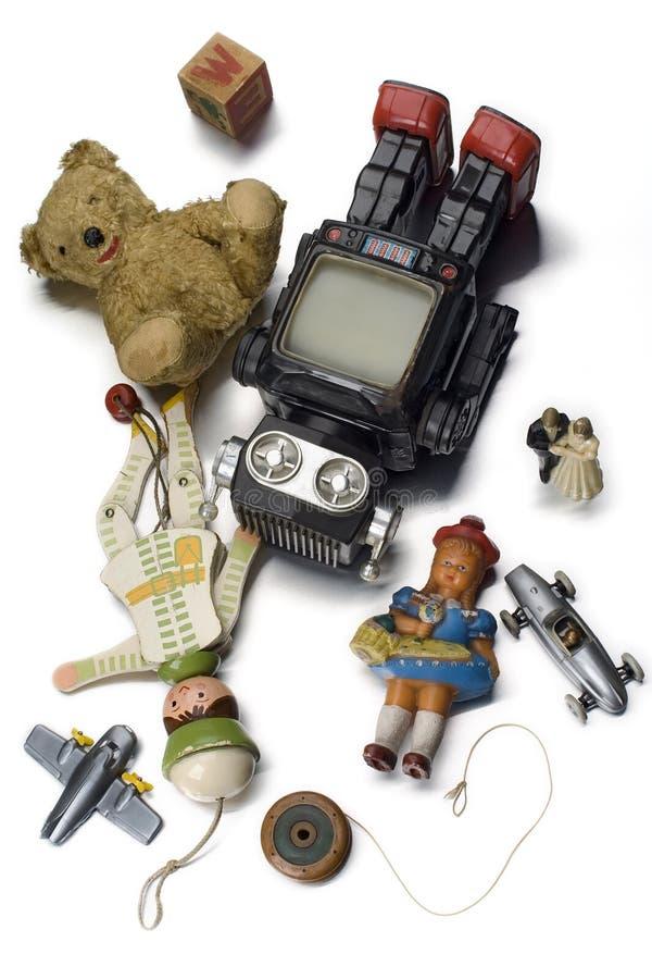 Free Toys Royalty Free Stock Photo - 3516725