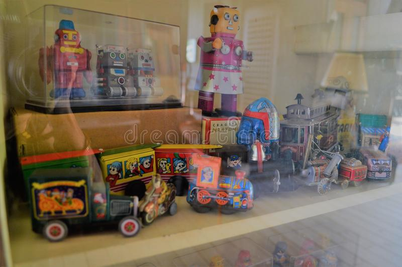 The Toys royalty free stock images