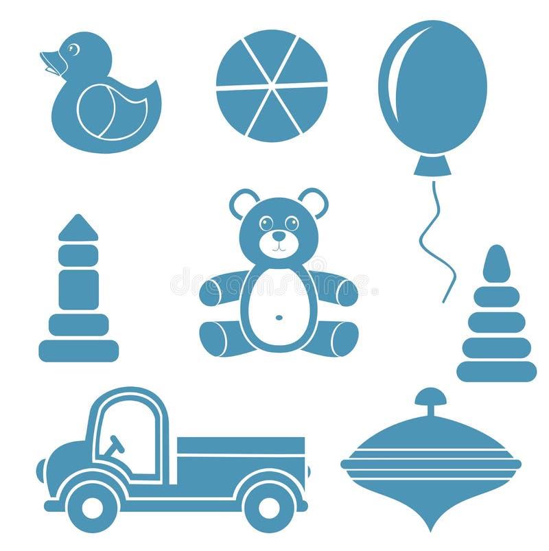 Toys för ungar royaltyfri foto