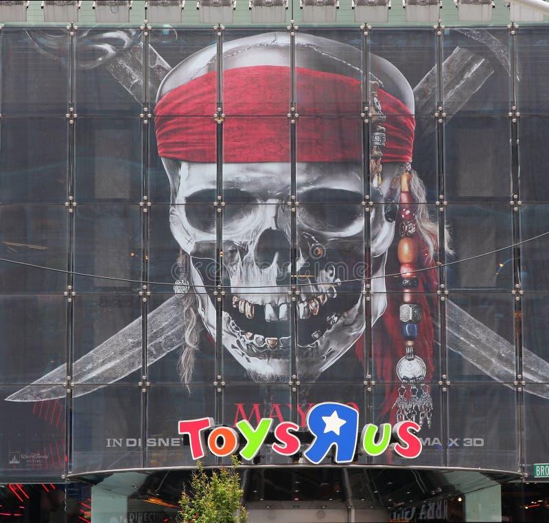 Toys R Us fotografia stock