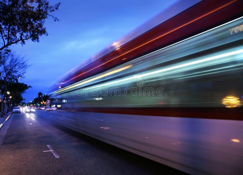 Tráfico en Los Ángeles foto de archivo