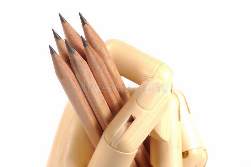 Download Trä fotografering för bildbyråer. Bild av trä, begrepp, blyertspennor - 34689