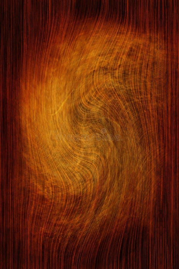Trä texturerar stock illustrationer