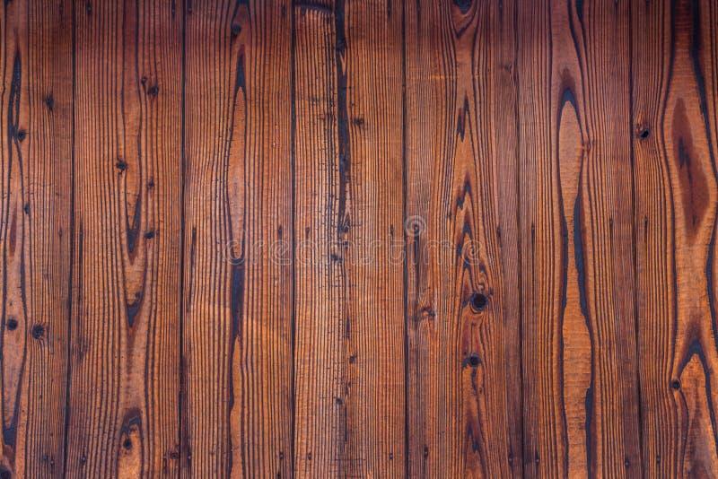 Trä texturerar Yttersida av mörk wood bakgrund för design och december arkivfoton