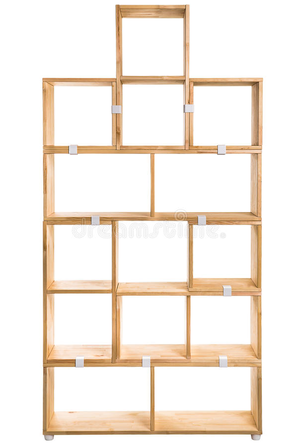 Träask- eller bokhyllabakgrund arkivfoto