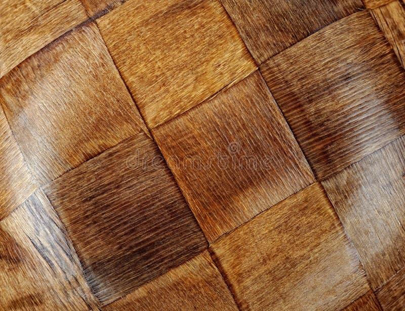 Träbakgrund, bambu royaltyfri fotografi