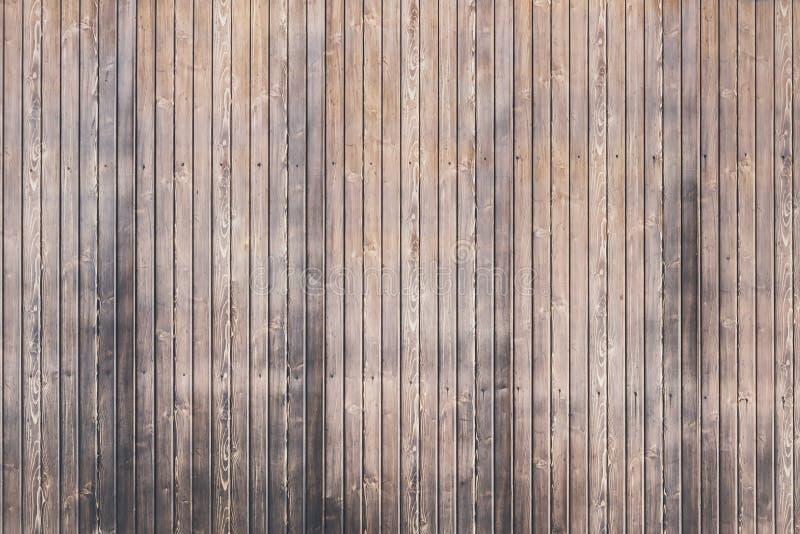 Träbakgrund för väggpanelen texturerade den lantliga wood plankan fotografering för bildbyråer