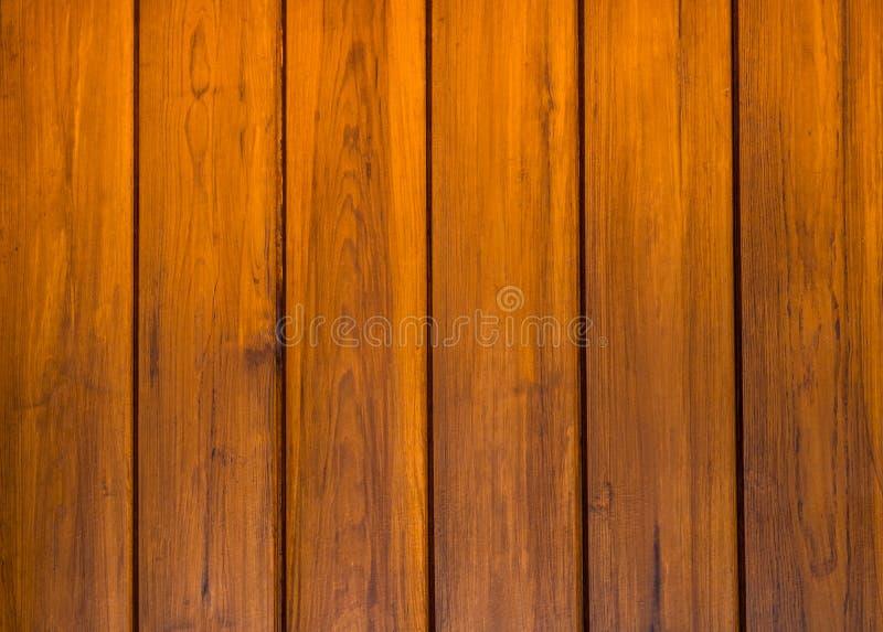 Träbakgrund i bruna signaler royaltyfri bild