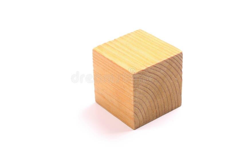 träblock arkivbild