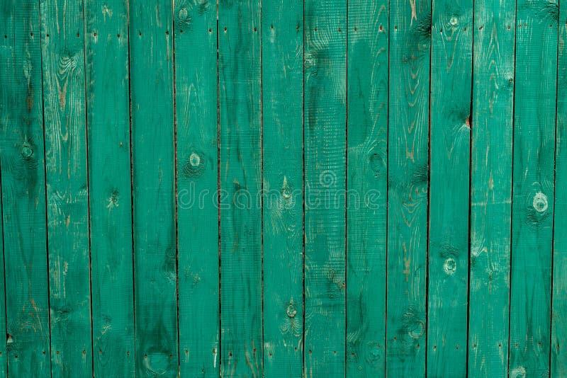 Träbräden för mörk limefrukttappning Bakgrunder och målat texturstaket Bekläda beskådar Tilldra härlig tappning fotografering för bildbyråer