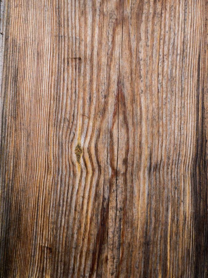 Träbrun planka fotografering för bildbyråer