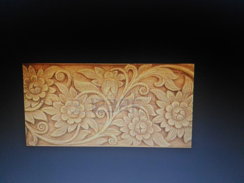 Trädesign royaltyfri foto