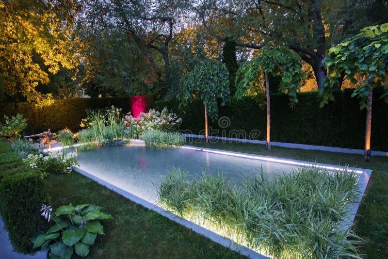 Trädgård av Oxana Khleborodova - Gran Prix av festivalen arkivbild