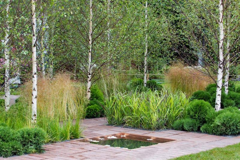 Trädgård av Tatyana Mameeva på M arkivfoto