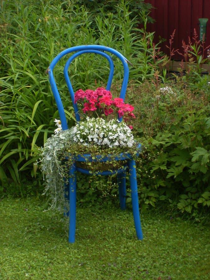 Trädgårds- gyckel arkivfoto