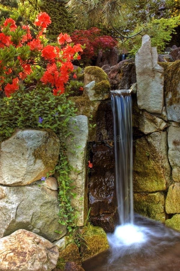 trädgårds- japan 2 arkivbild