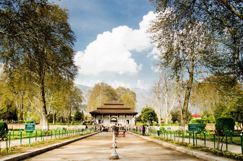 trädgårds- mughal royaltyfri fotografi