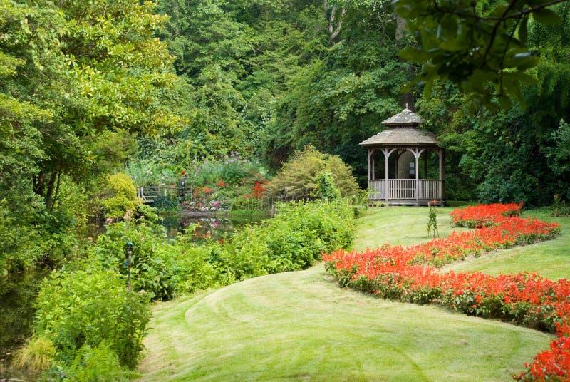 trädgårds- stillsamt royaltyfri bild