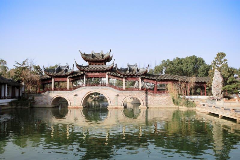 trädgårds- traditionellt för kines arkivfoton