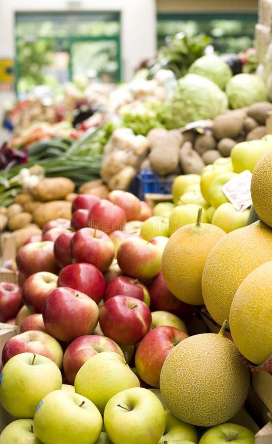 Trägt Serie Früchte stockfotos