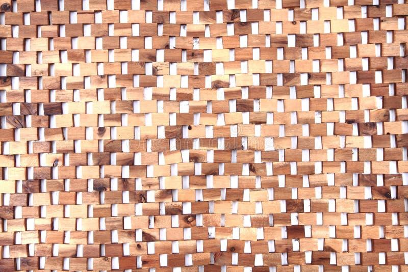 Träkubtextur royaltyfria foton