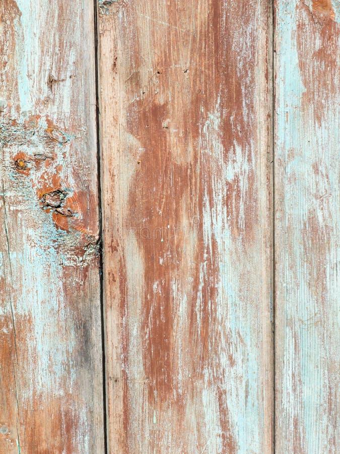 Trämålade plankor royaltyfri foto